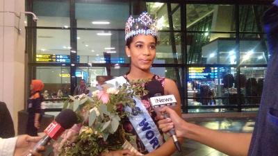 Miss World 2019 Toni Ann-Singh Siap Hadiri Final Miss Indonesia 2020