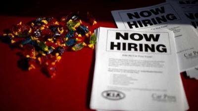 Ekonomi India Melambat, Masyarakat Kesulitan Cari Pekerjaan