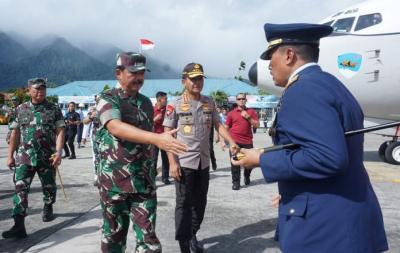 12 Prajurit TNI Korban Heli MI-17 Dapat Kenaikan Pangkat Luar Biasa