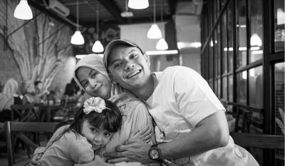 Cara Ben Kasyafani Membagi Waktu dengan Keluarga, Bisa Ditiru Nih