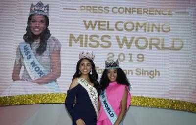 Penasaran Makan Nasi Goreng, Miss World 2019 Toni Ann-Singh: Rasanya Enak