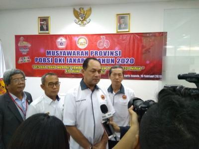 Gelar Musyawarah Provinsi, POBSI DKI Diharap Tingkatkan Prestasi Kepengurusan Sebelumnya