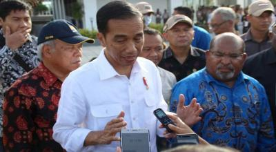 Kepala BKPM Nego Peringkat Kemudahan Bisnis, Presiden Jokowi: Enak Aja!