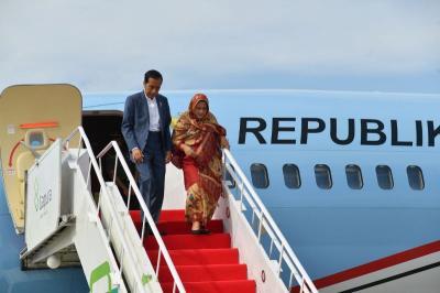 Presiden Jokowi Berkunjung ke Riau dan Aceh, Ini Agenda Kerjanya