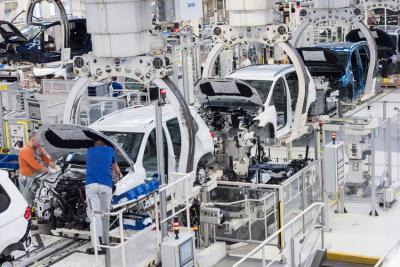 Pabrik Volkswagen di China Masih Terkendala Dampak Wabah Covid-19