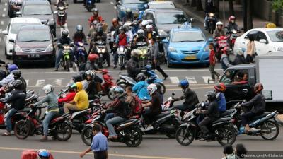 Alasan Kepraktisan Dorong Penjualan Sepeda Motor di Asia Tenggara