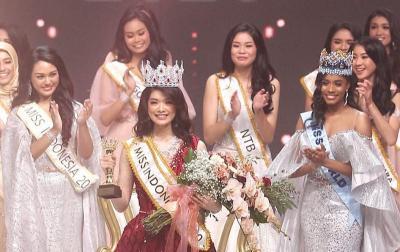 Liliana Tanoesoedibjo: Miss Indonesia 2020 Carla Yules Itu Paket Komplit