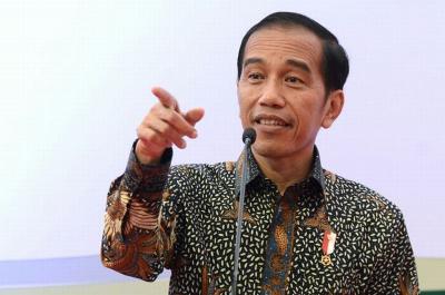 Jokowi hingga Luhut Buka Suara soal Omnibus Law Cipta Kerja
