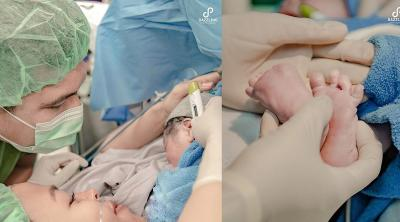 Tantri Kotak Sambut Kelahiran Anak Kedua