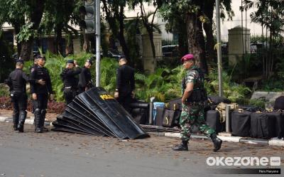 2.414 Prajurit TNI-Polri Kawal Aksi 212 di Patung Kuda