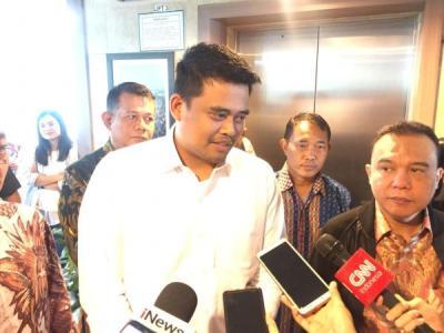 Bobby Nasution: Mudah-mudahan Bisa Segera Bertemu Bu Megawati