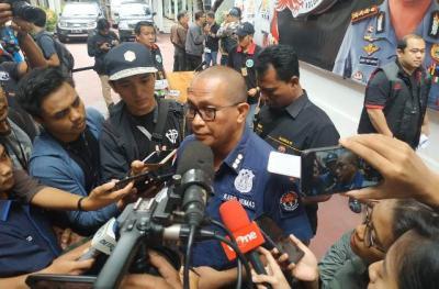 Polisi Tangkap Pemasok Sabu ke Aulia Farhan