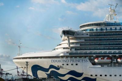Kemenkes Tetapkan Masa Inkubasi 28 Hari untuk COVID-19 Kapal Pesiar Diamond Princess