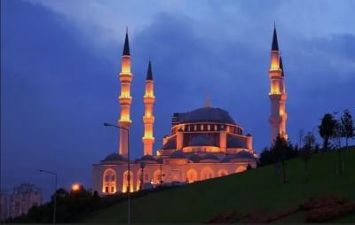 4 Masjid Megah di Turki, Nomor 2 Warisan UNESCO