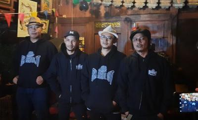Industri Musik Lesu, SkaScoot Percaya Diri Telurkan Karya Fisik