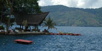 Kunjungan Wisatawan ke Danau Toba Tak Terpengaruh Wabah Korona COVID-19