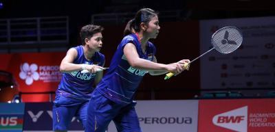Greysia Apriyani Jadi Tumpuan Indonesia di Final Spanyol Masters 2020