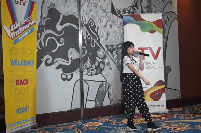 Animo Peserta Audisi The Voice Kids Indonesia 4 di Kota Yogyakarta Luar biasa