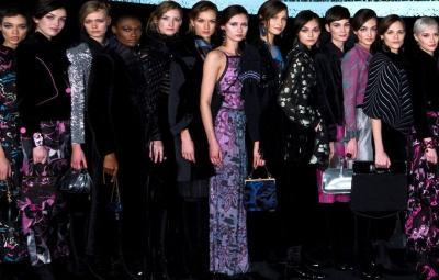 Gara-Gara COVID-19, Fashion Show Giorgio Armani Tak Punya Penonton