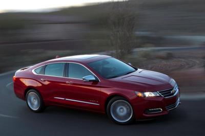 General Motors Hapus Model Sedan Akhir Pekan Ini