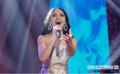 Lyodra Ungkap Kesulitan Jelang Grand Final Indonesian Idol