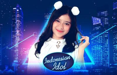 Duet dengan Denny Caknan di Grand Final Indonesian Idol, Tiara Anugrah: Seneng Banget