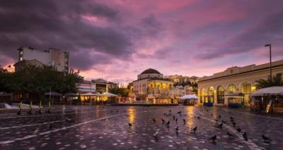Jejak Kekuasaan Ottoman di Masjid Fethiye Athena