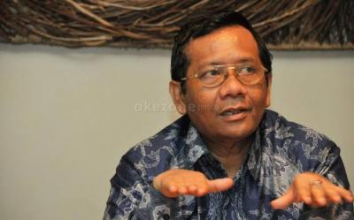 Mahfud MD Tak Bahas Kasus Pelanggaran HAM saat Rapat soal Papua