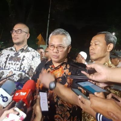 Akibat Banjir Jakarta, KPK Batal Periksa Ketua KPU Arief Budiman