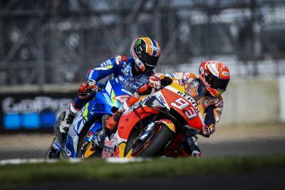 Tatap Balapan Perdana MotoGP 2020, Suzuki Optimis Bisa Bersaing dengan Marquez