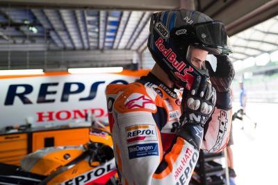 Alex Tak Banyak Diskusi soal Motor dengan Marc Marquez di Tes Pramusim