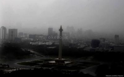 Waspada! Jakarta Diprediksi Hujan Lagi Hari Ini