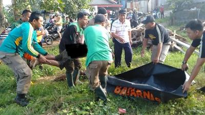 Satu Jasad Bocah yang Terseret Arus Sungai di Tangsel Ditemukan