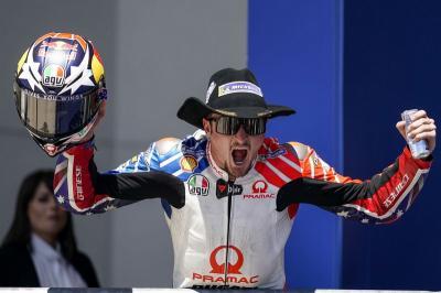 Miller Yakin MotoGP 2020 Jadi Tahun yang Baik untuknya