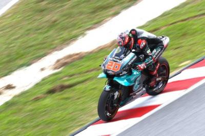 Tampil Dominan di Tes Pramusim, Quartararo Akui Belum Mampu Maksimalkan Motor Yamaha