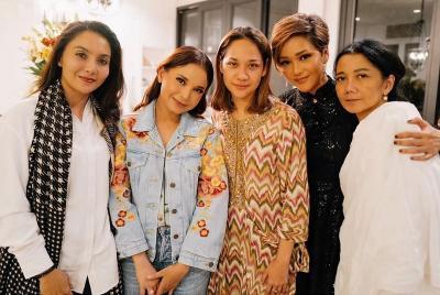Maia Estianty Berharap Bunga Citra Lestari Hadir di Result Indonesian Idol