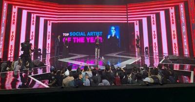 Menangi Top Social Artist di BIMA 2020, Agnez Mo Senang Plus Bingung