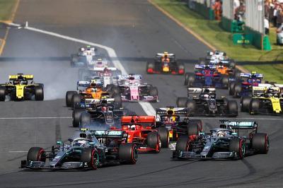 Kejuaraan Dunia F1 2020 Akan Berlangsung Sesuai Rencana