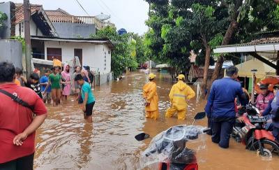 Genangan Banjir Picu Penyakit Infeksi hingga Berujung Kematian