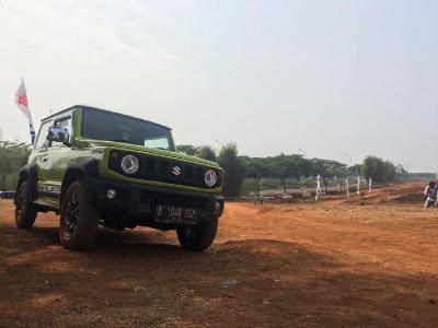Suzuki Jimny Bakal Diproduksi Massal di India