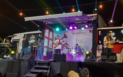 Efek Rumah Kaca Tampil Perdana di Panggung Java Jazz Festival 2020