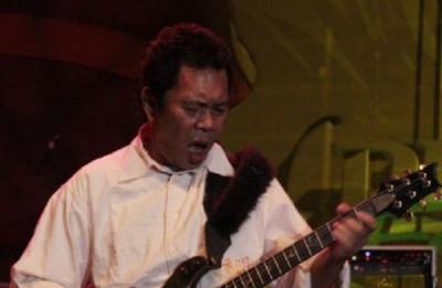 Oding Nasution Ternyata Hendak Latihan Band Sebelum Meninggal