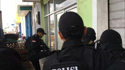 Polisi Gerebek Pabrik Masker Ilegal di Jakarta, Pelaku Manfaatkan Merebaknya Virus Korona