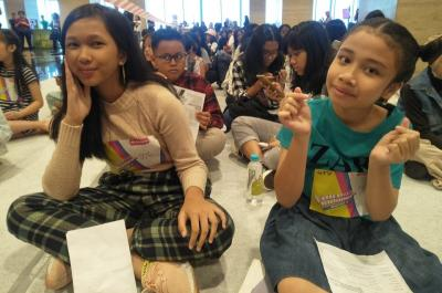 Audisi The Voice Kids Indonesia di Jakarta Targetkan 2.000 Peserta