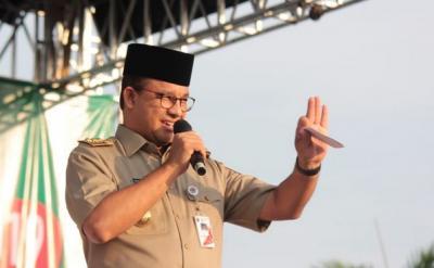 Anies Terbitkan Ingub Antisipasi Penyebaran Virus Korona di Jakarta
