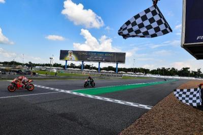 Wakil Perdana Menteri Jamin MotoGP Thailand 2020 Bebas dari Virus Korona