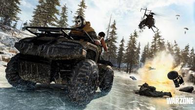 Game Battle Royale Call of Duty: Warzone Terungkap