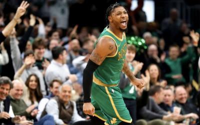 Pebasket Boston Celtics Marcus Smart Positif Terinfeksi Virus Corona
