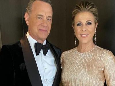 Bagikan Nomor Ponsel, Istri Tom Hanks Ajak Followernya Interaksi