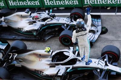 Semua Tim F1 Diyakini Sanggup Bertahan di Tengah Wabah Virus Corona